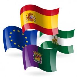 Pack Banderalia - Andalucía